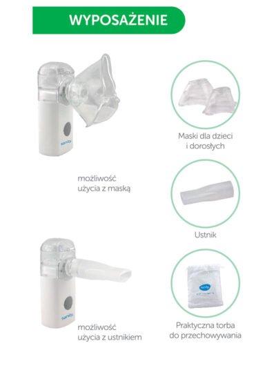 Inhalator-silent-mesh-wyposazenie